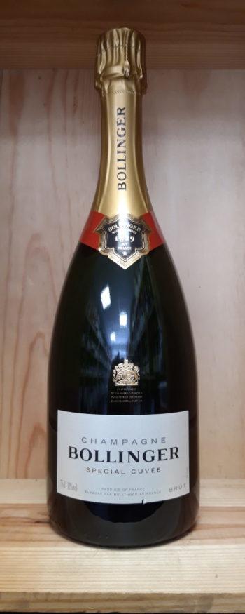 Champagne Bollinger «brut»
