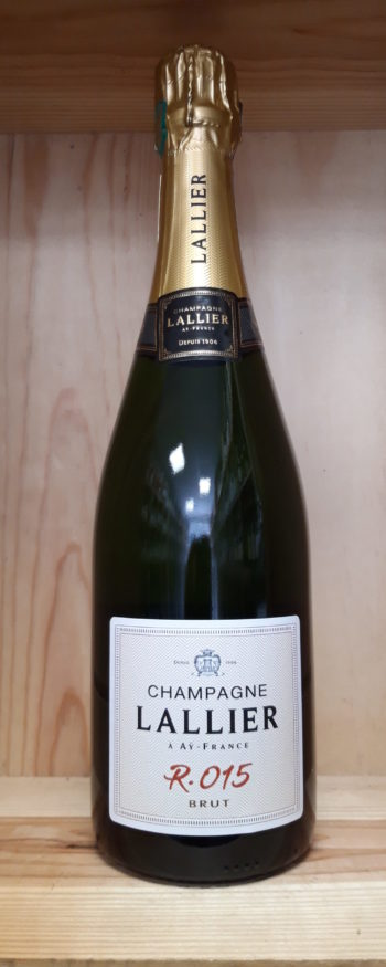 Champagne Lallier Brut « R016 »
