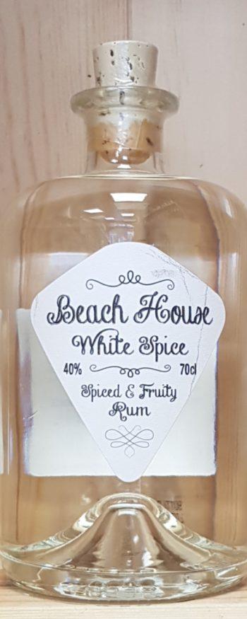 Rhum Beach House White