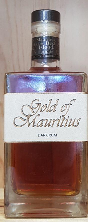 Rhum Gold Of Mauritius