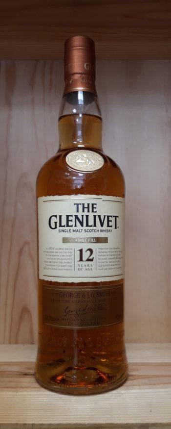 the glenlivet 12 ans first fill