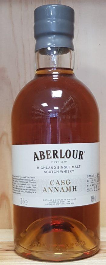 Whisky aberlour cask an