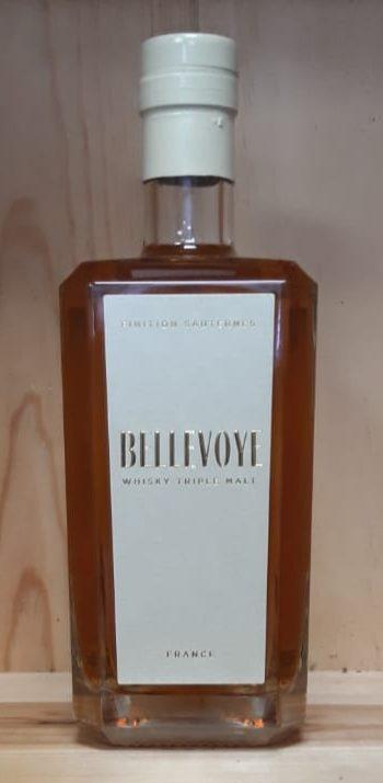 Whisky BELLEVOYE «Blanc Sauterne finish»