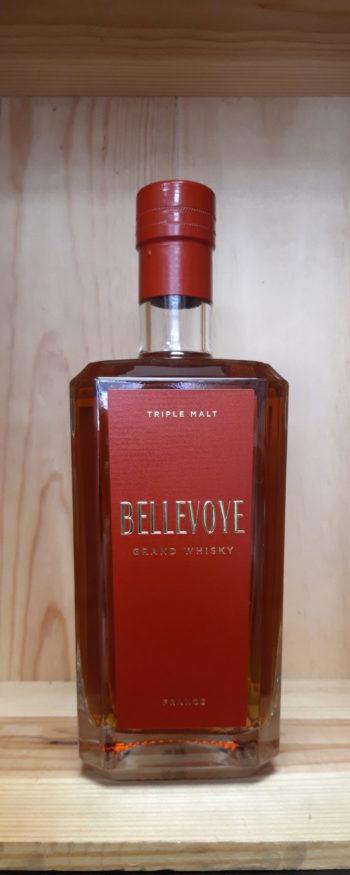 Whisky BELLEVOYE «Rouge Banyuls finish»