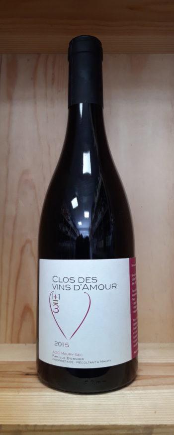 Clos des Vins d'Amour «1+1=3»