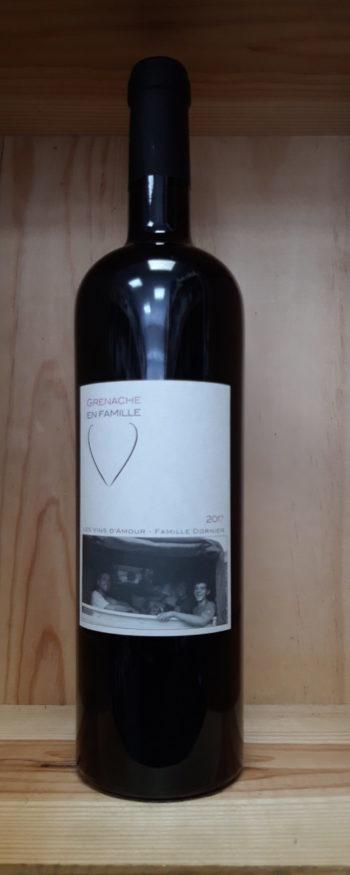 Clos des Vins d'Amour «grenache en famille»