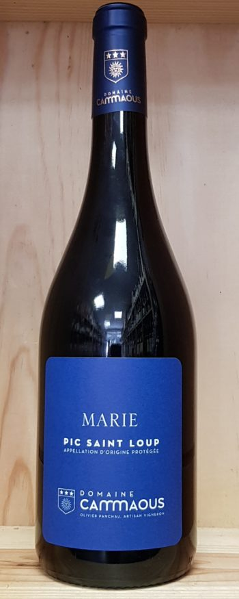 domaine cammaous « Marie rouge «