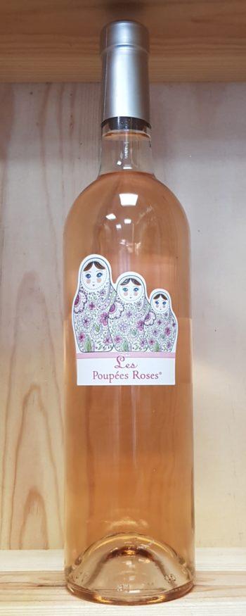 St Jean de bébian «Les poupées» rosé