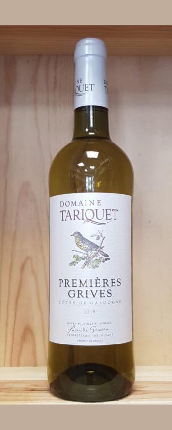 Domaine Tarriquet «1ères grives»
