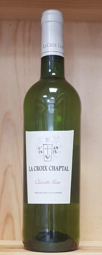 Clairette «Croix chaptal»