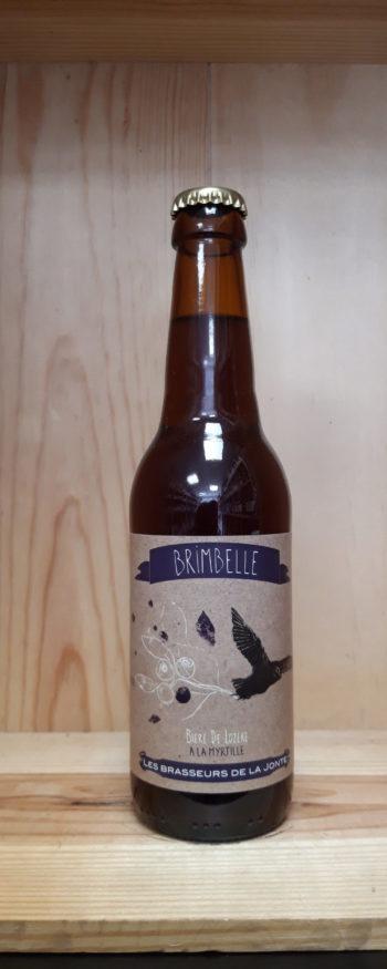 Biere Jonte  » myrtille»